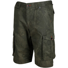 Regatta Shorebay Short Homme, grape leaf camo print